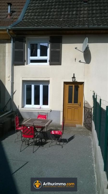 Sale house / villa St chef 86000€ - Picture 1