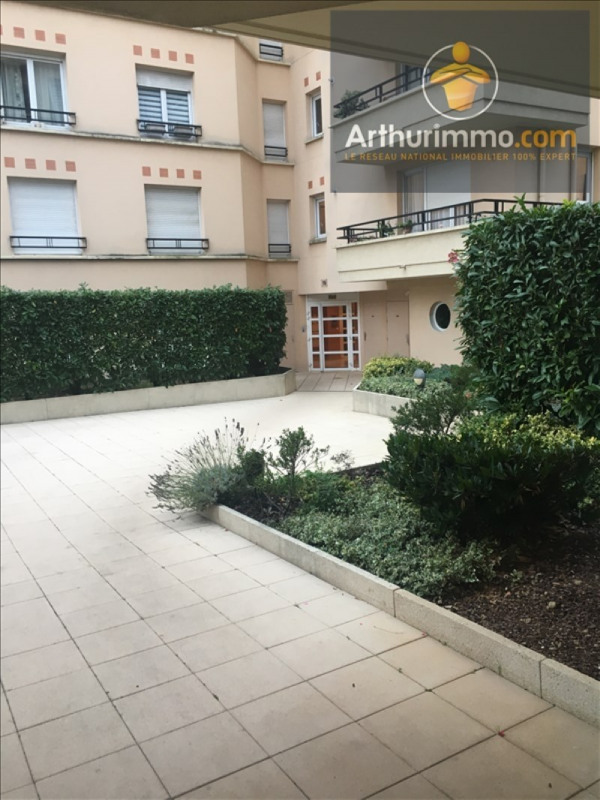 Vente appartement Suresnes 499990€ - Photo 1