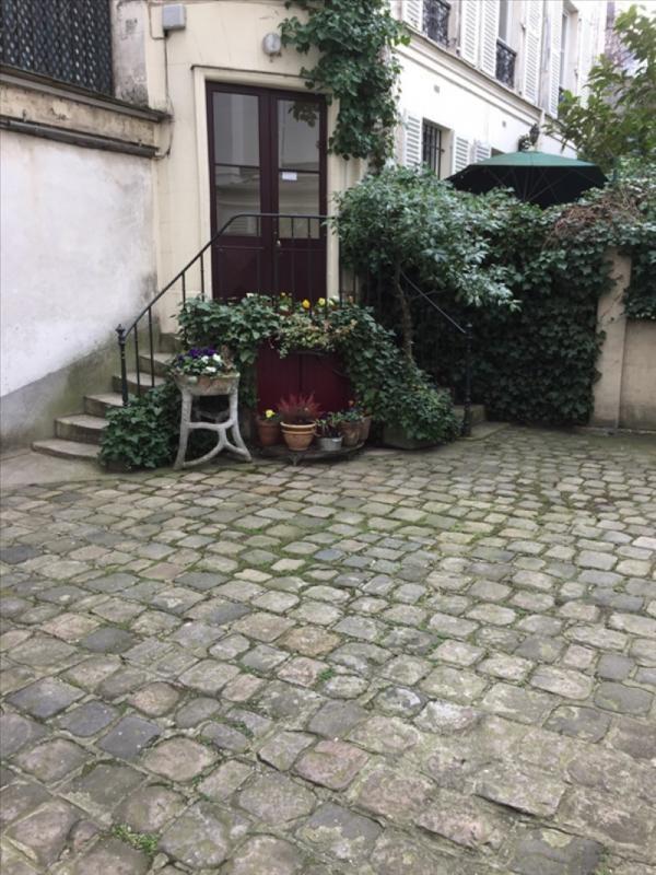 Rental office Paris 9ème 75€ HT/HC - Picture 1