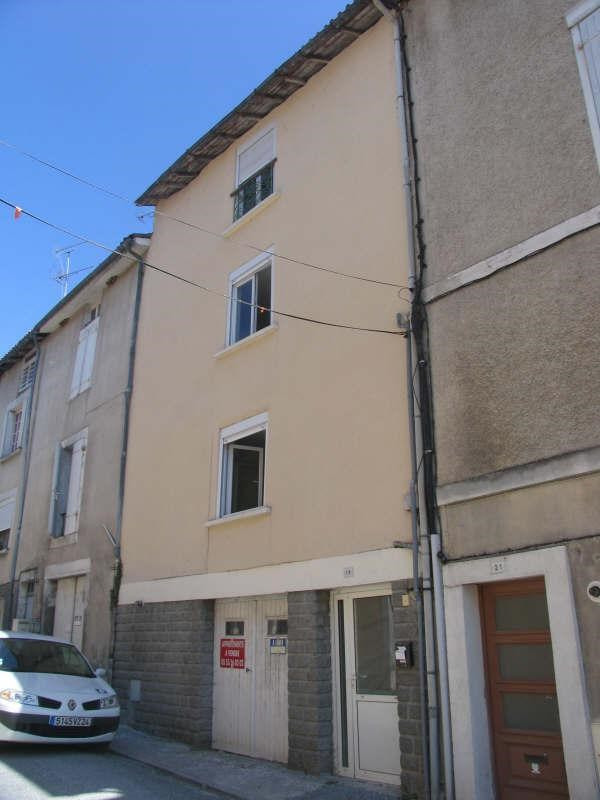 Produit d'investissement immeuble Nontron 96900€ - Photo 2