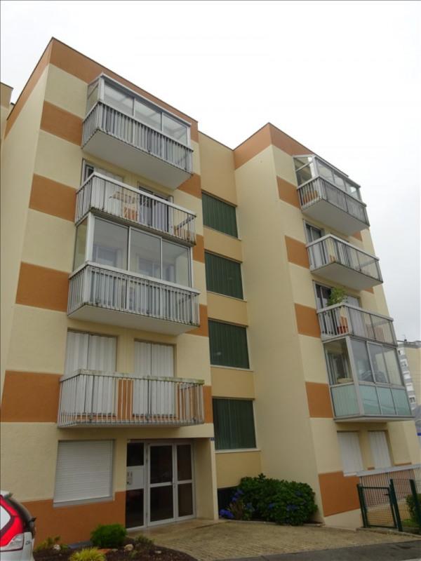 Vente appartement Brest 109000€ - Photo 3