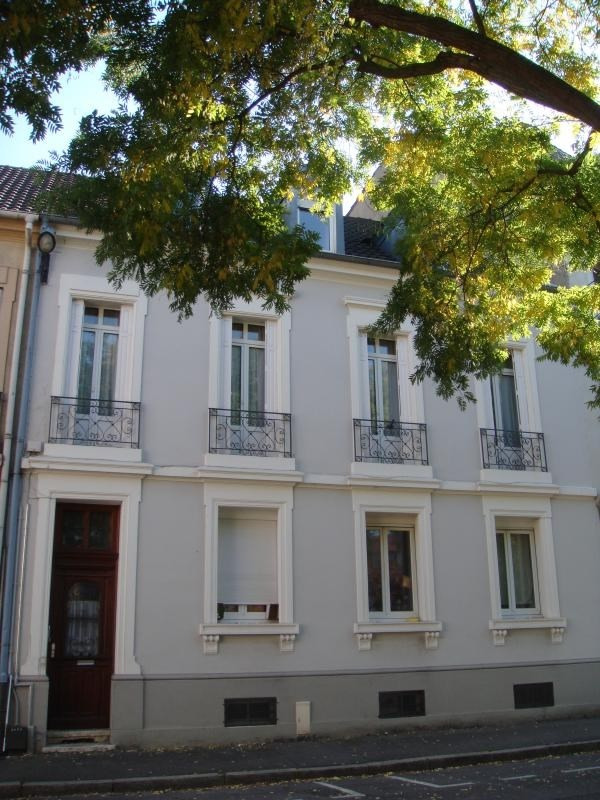 Rental apartment Mulhouse 620€ CC - Picture 1
