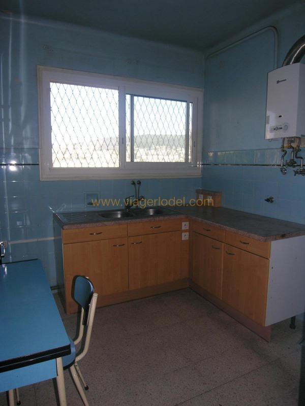 Vendita nell' vitalizio di vita appartamento Nice 89000€ - Fotografia 6