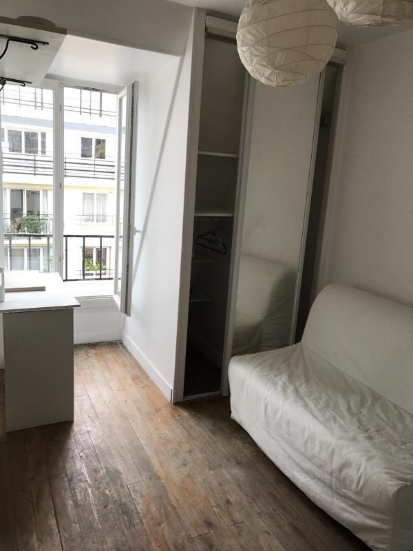 Sale apartment Paris 16ème 122000€ - Picture 2