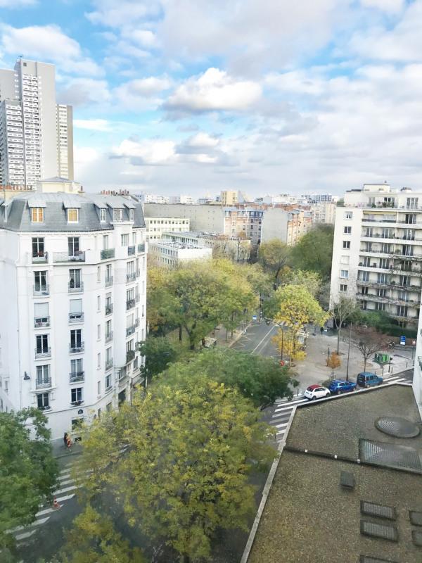 Vente appartement Paris 15ème 536000€ - Photo 10