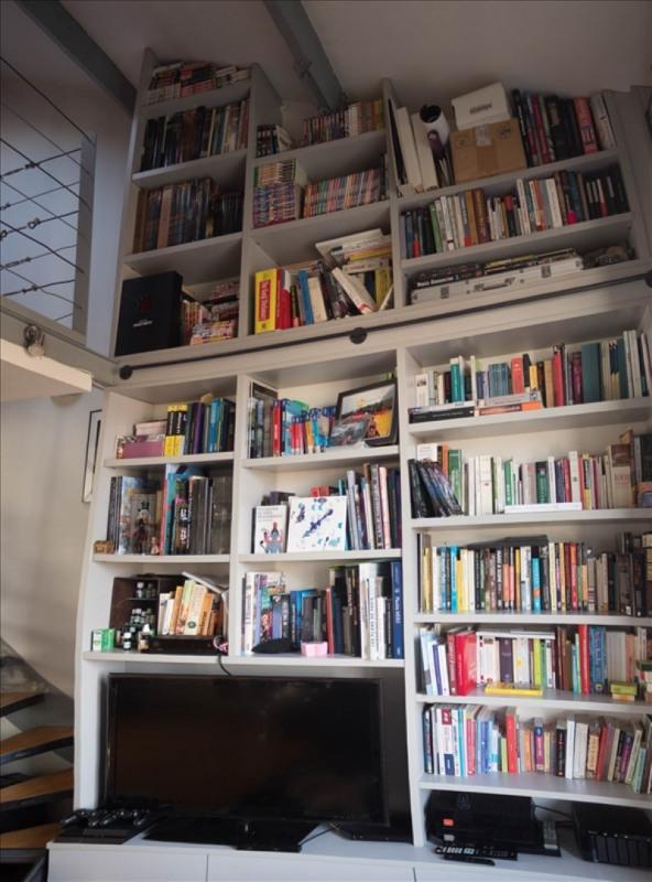 Sale apartment Asnières-sur-seine 325000€ - Picture 4