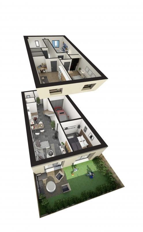 Vente maison / villa L hermitage 290940€ - Photo 3