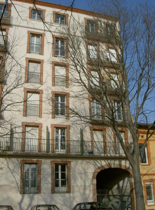 Rental apartment Toulouse 636€ CC - Picture 1