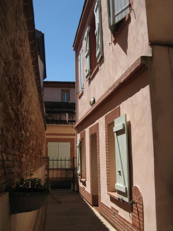 Locação apartamento Toulouse 530€ CC - Fotografia 6