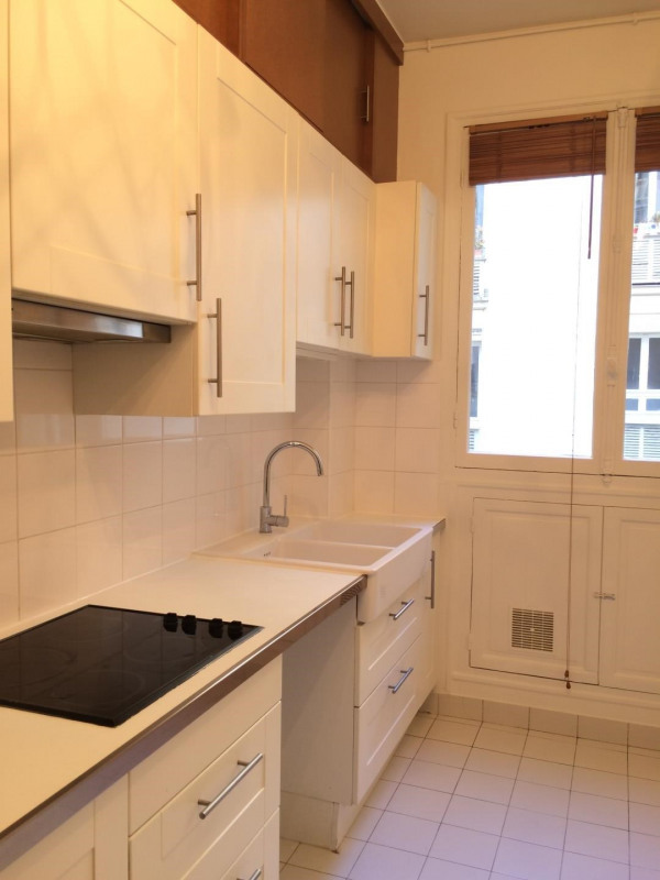 Rental apartment Paris 17ème 3 785€ CC - Picture 6