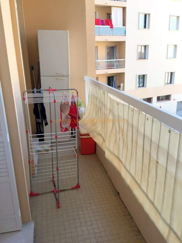 Vendita nell' vitalizio di vita appartamento Nice 77500€ - Fotografia 2