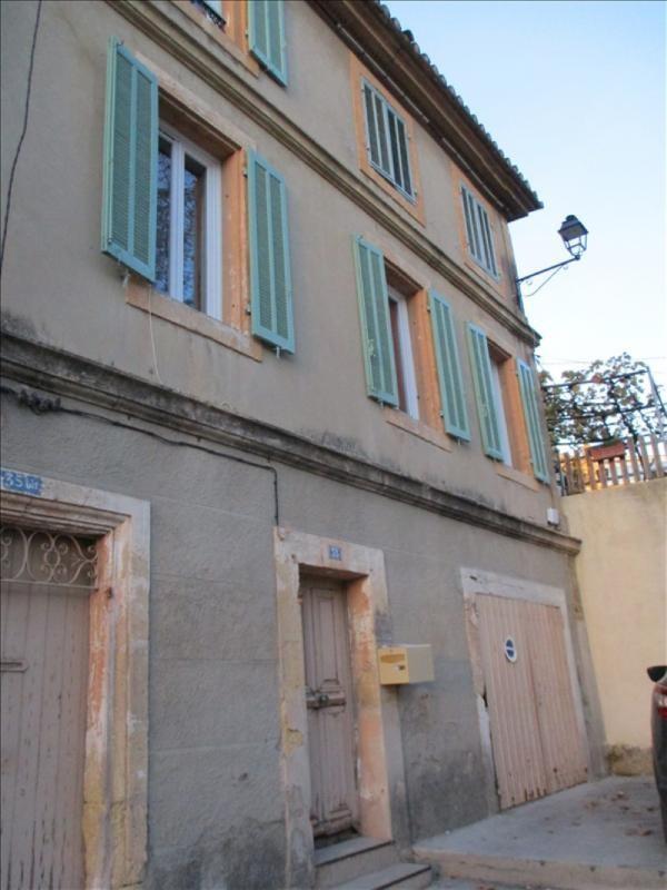 Rental apartment Grans 660€ CC - Picture 1