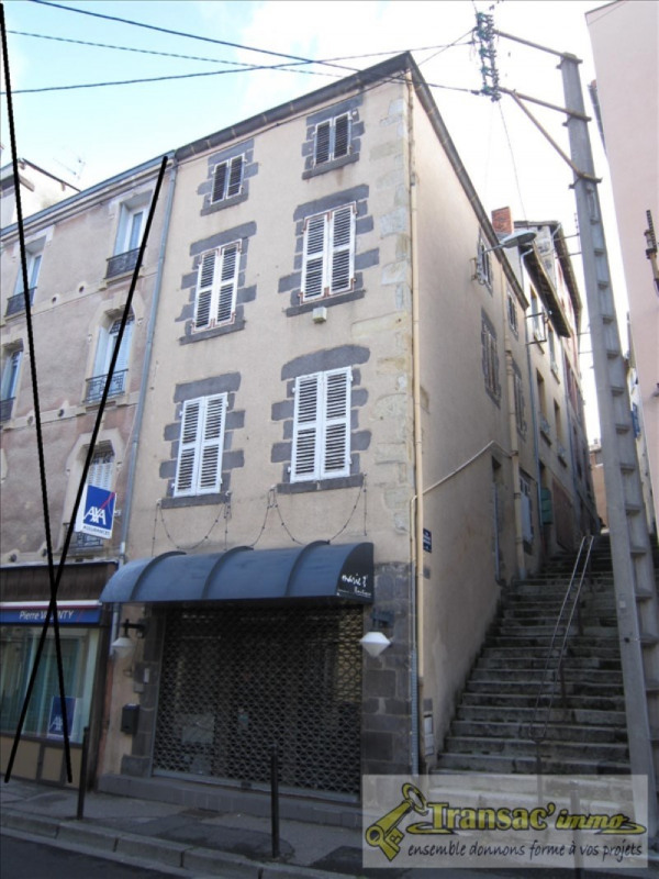 Sale building Thiers 24 000€ - Picture 5