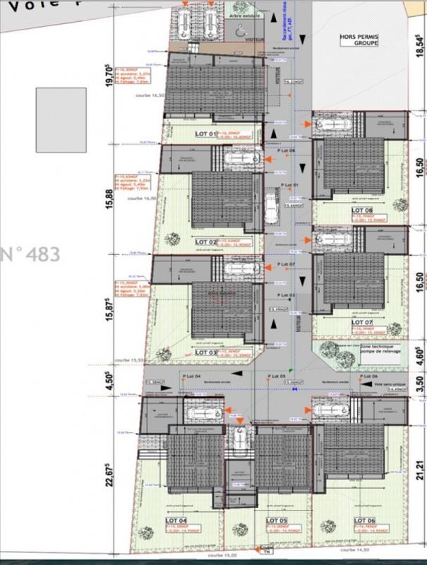 Sale house / villa Vannes 239000€ - Picture 3