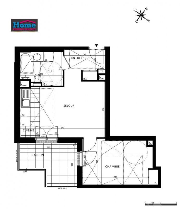 Vente appartement Rueil malmaison 343000€ - Photo 5