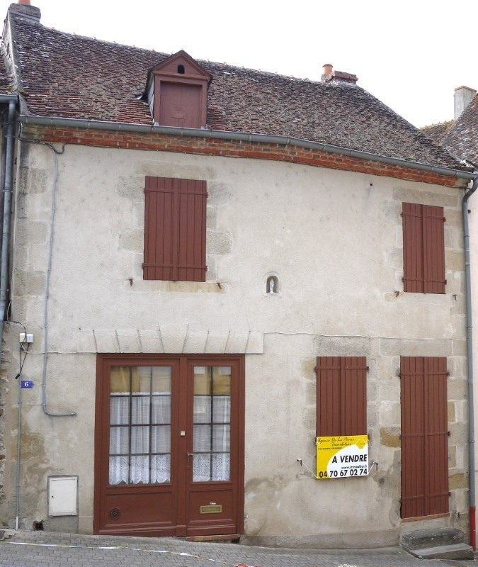 Sale house / villa Bourbon l archambault 64 000€ - Picture 4