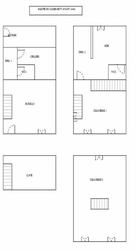 Sale house / villa La chapelle en serval 367500€ - Picture 3