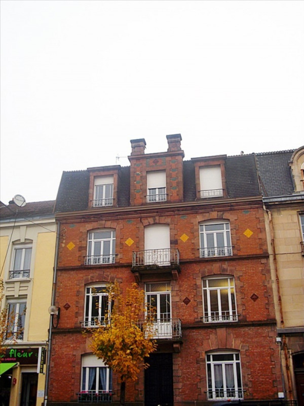 Sale apartment Raon l etape 95 000€ - Picture 1