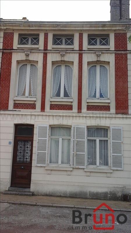 Verkoop  huis Crecy en ponthieu 100000€ - Foto 1