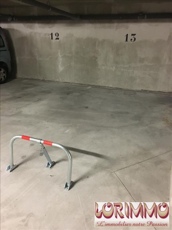 Rental parking spaces Lisses 60€ CC - Picture 1