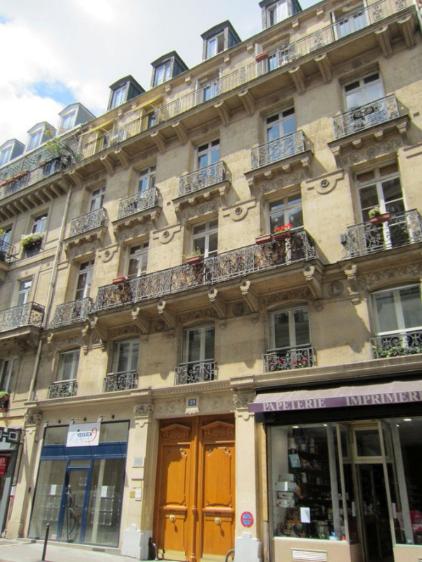 Location bureau Paris 9ème 4 577€ HC - Photo 1