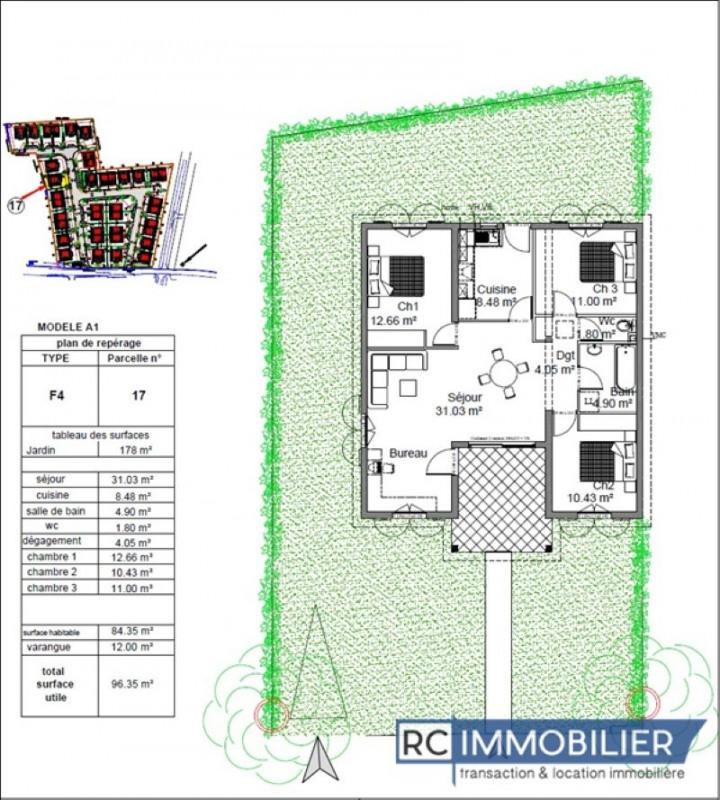Vente maison / villa St andre 205000€ - Photo 2