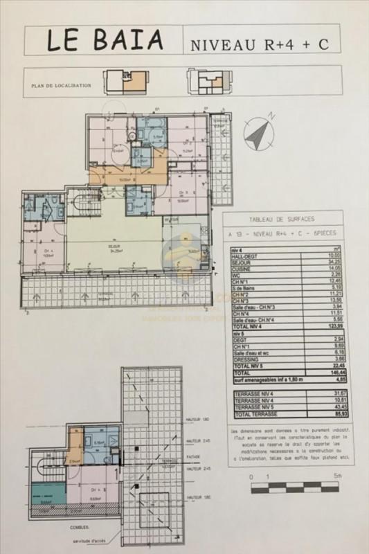 Vente de prestige appartement Sainte maxime 1195000€ - Photo 8