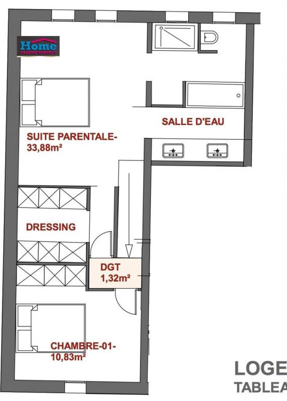Sale apartment Rueil malmaison 552922€ - Picture 6