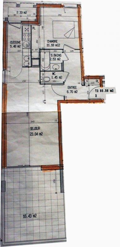 Vente de prestige appartement Toulouse 190000€ - Photo 2