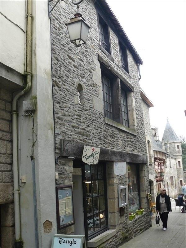 Sale building Josselin 64800€ - Picture 1