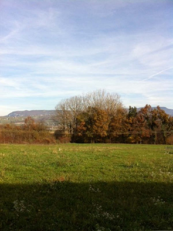 Vente terrain Romagnieu 67 000€ - Photo 1