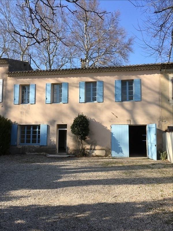 Location maison / villa Senas 980€ CC - Photo 1