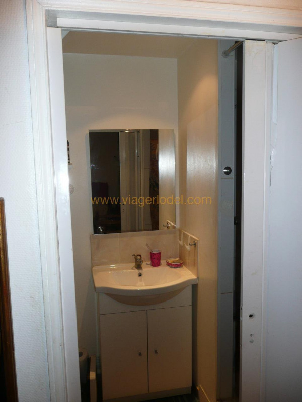Life annuity apartment Paris 11ème 75 000€ - Picture 4
