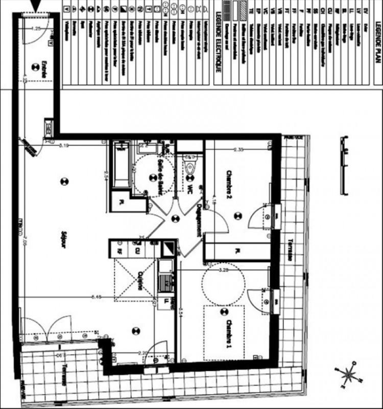 Sale apartment La londe les maures 247000€ - Picture 2