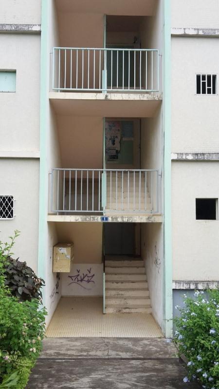 Vente appartement Basse terre 71940€ - Photo 2