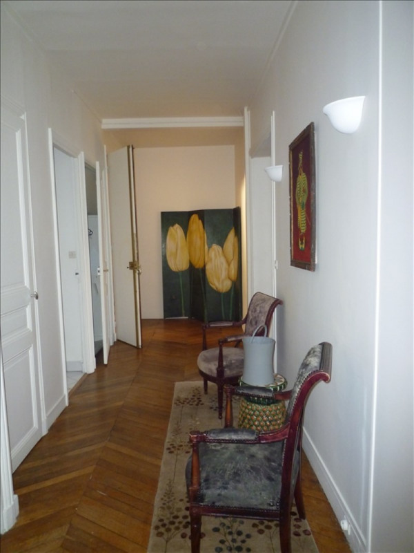 Rental apartment Paris 15ème 3 220€ CC - Picture 4