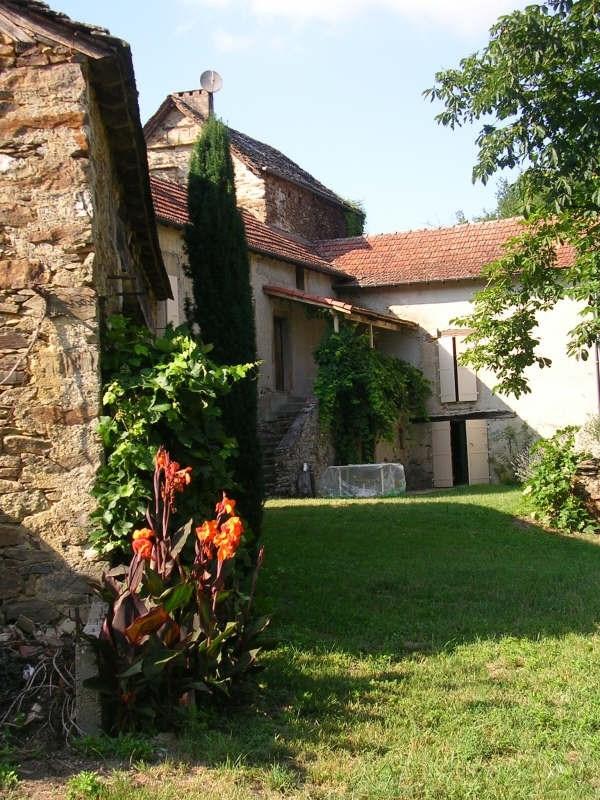 Vente maison / villa St andre de najac 195000€ - Photo 2