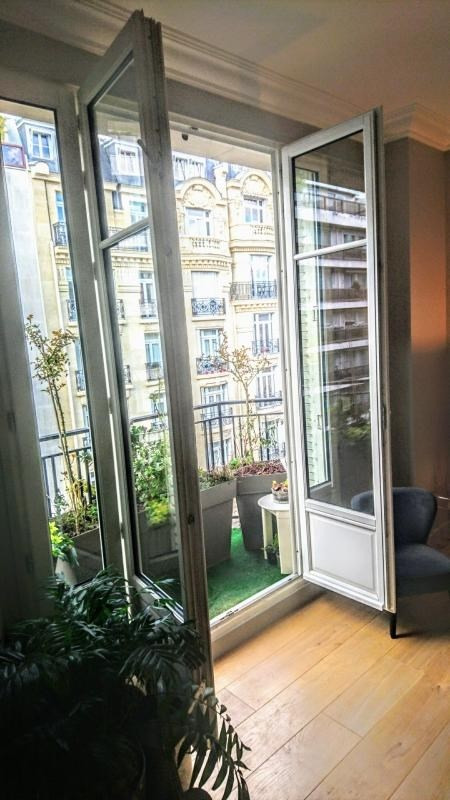 Deluxe sale apartment Paris 16ème 1500000€ - Picture 7