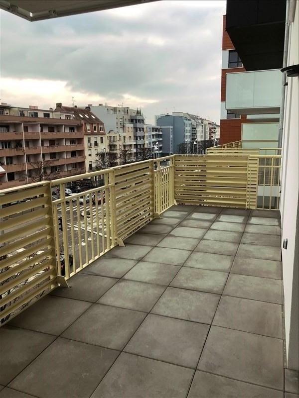 Rental apartment Strasbourg 602€ CC - Picture 2