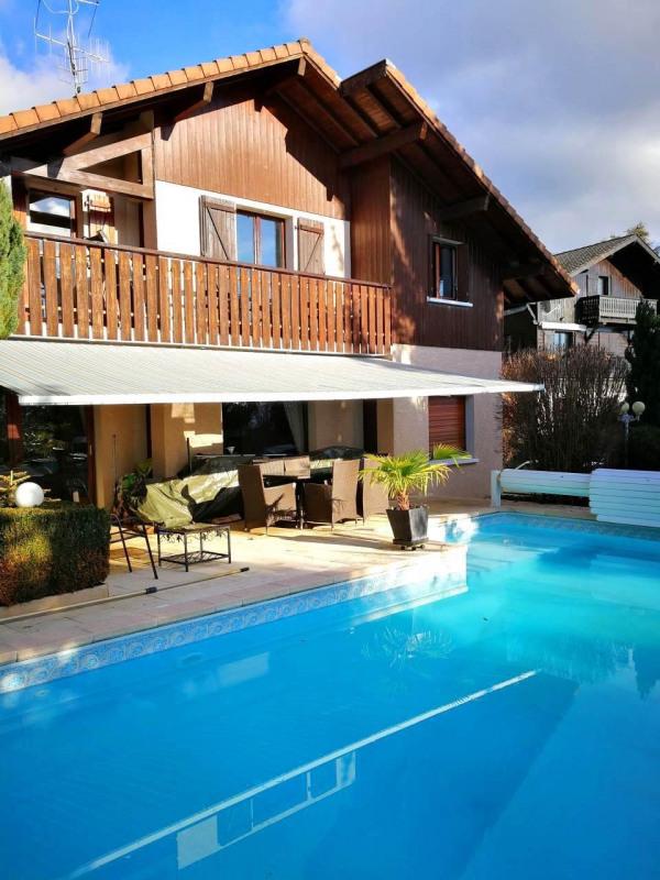Deluxe sale house / villa Lucinges 725000€ - Picture 1