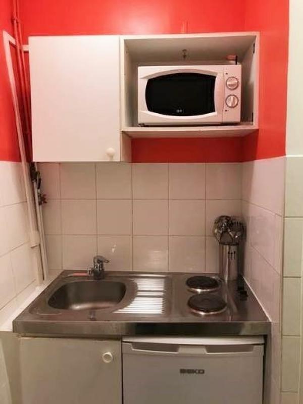 Vente appartement Paris 16ème 121000€ - Photo 3
