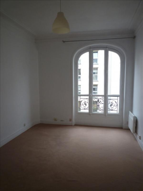 Rental apartment Paris 15ème 980€ CC - Picture 1