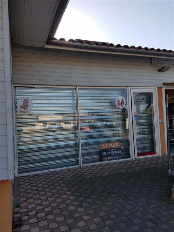 Location local commercial Hourtin 650€ +CH/ HT - Photo 1