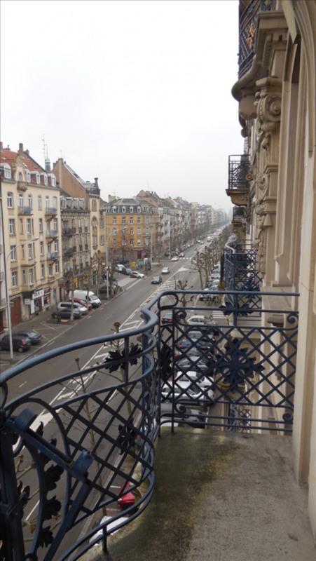 Vermietung wohnung Strasbourg 1440€ CC - Fotografie 5