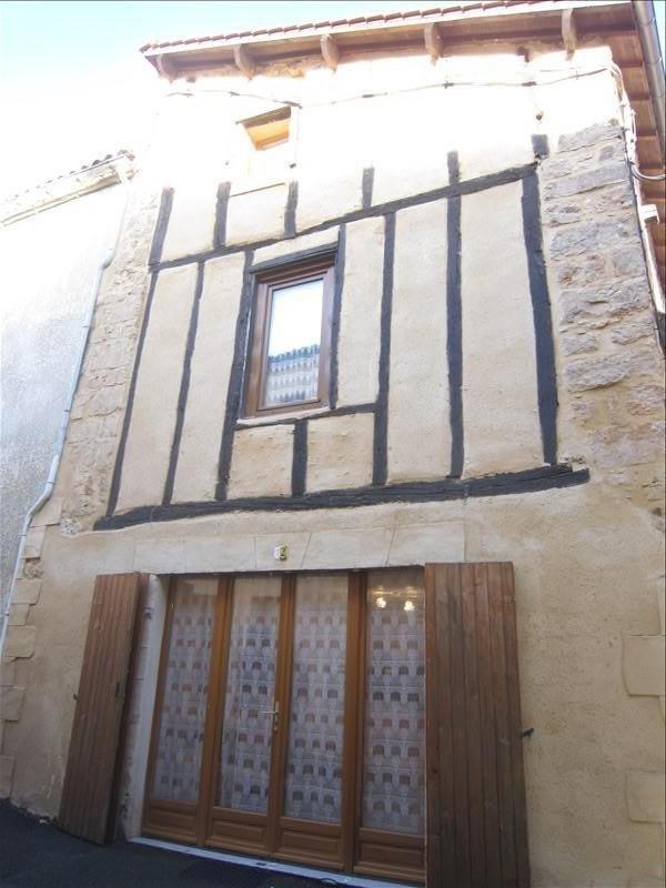 Sale house / villa Belves 107000€ - Picture 1