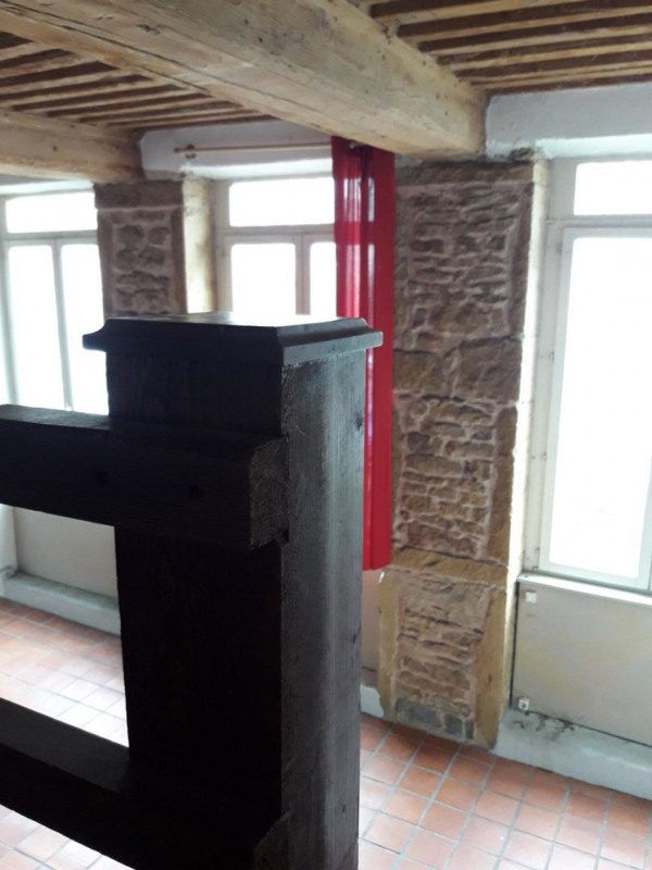 Alquiler  apartamento Lyon 1er 670€ CC - Fotografía 2
