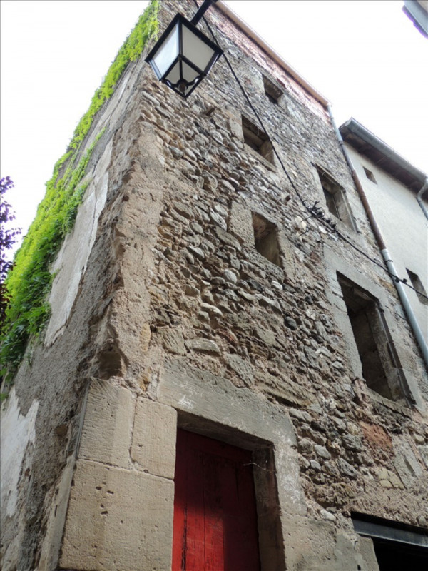 Sale building Lodeve 46 000€ - Picture 5