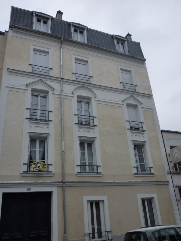 Rental apartment Le raincy 630€ CC - Picture 1