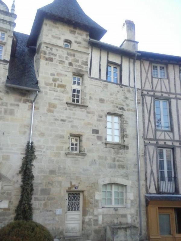 Rental apartment Terrasson lavilledieu 350€ CC - Picture 1