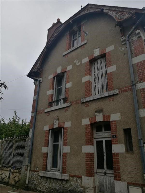 Vente maison / villa Blois 141 000€ - Photo 1